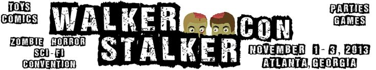 Walker Stalker Convention - Zombie, Sci-Fi Horror convention featuring cast members of The Walking Dead and more. Largely for adults but expect great fun from vendors for kids - plus kids 10 & under get  in free! Family friendly, come on out!