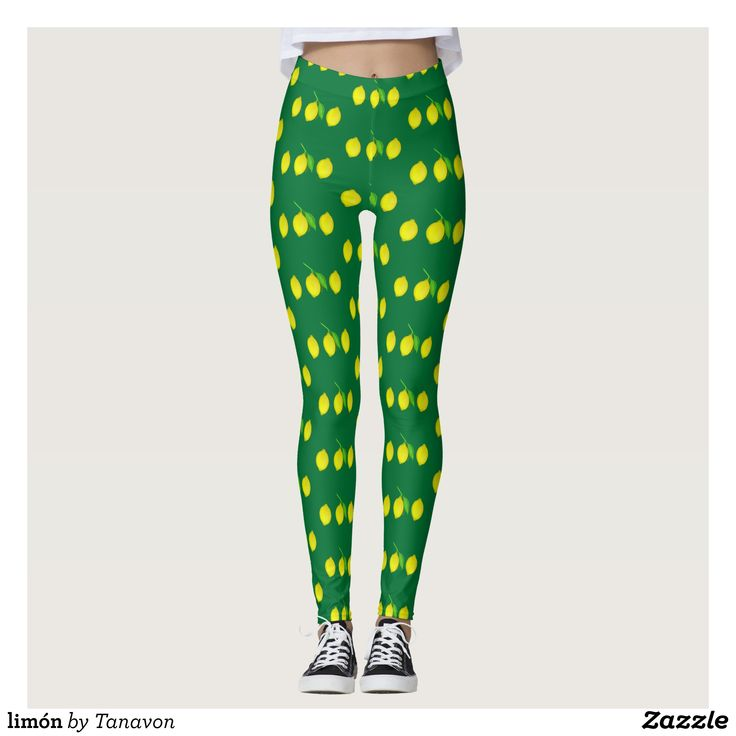lemon leggings : Beautiful #Yoga Pants - #Exercise Leggings and #Running Tights - Health and Training Inspiration - Clothing for #Fitspiration and #Fitspo - #Fitness and #Gym #Inspo - #Motivational #Workout Clothes - Style AND comfort can both be achieved in one perfect pair of unique and creative yoga leggings - workout and exercise pants - and running tights - Each pair of leggings is printed before being sewn allowing for fun designs on every square inch - Medium weight fabric is tough…