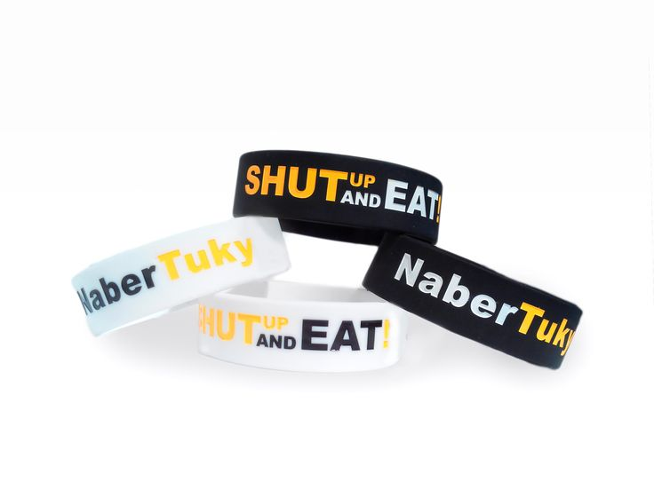 SHUT up and Eat - Naber Tuky
