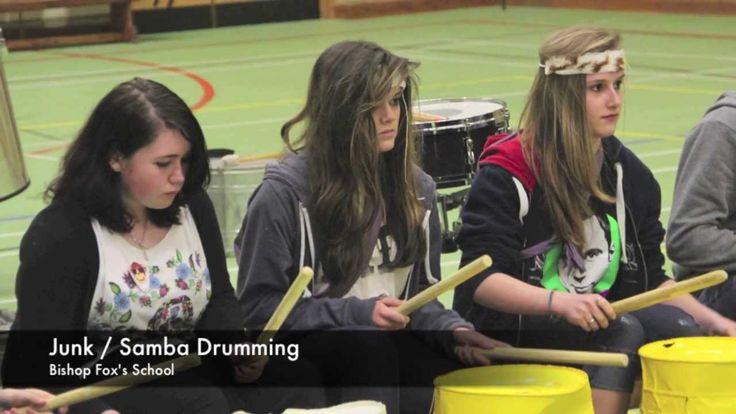 Junk / Samba Drumming
