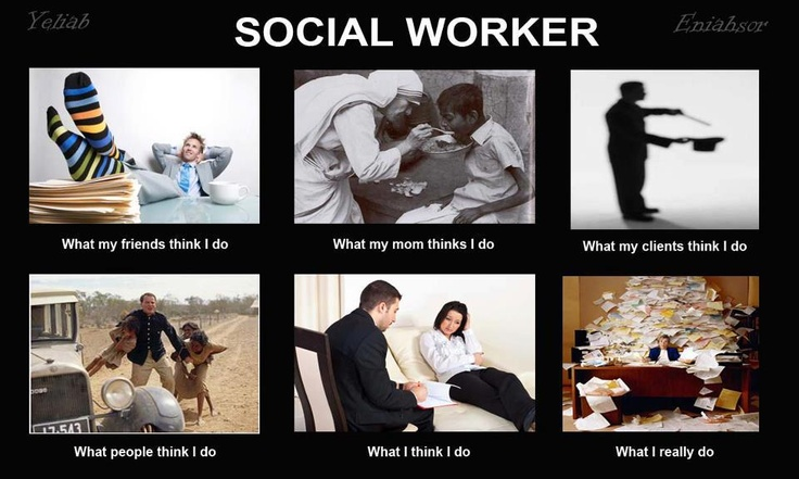 how to get a social worker