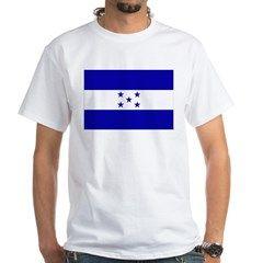 Bandera de honduras T-Shirt  #Honduras #Bandera