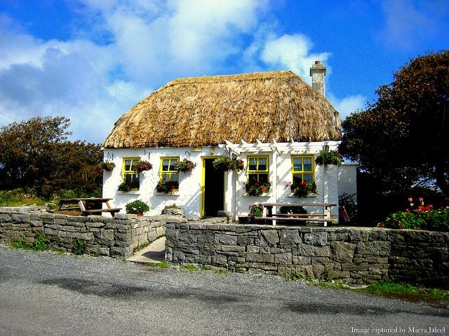 24 best Irish Cottages images on Pinterest