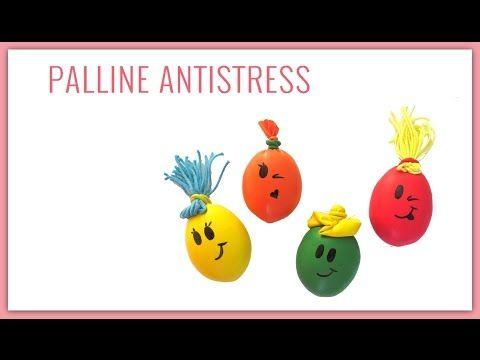 Omino Antistress - Giochi Divertenti per Bambini - Fai da Te - YouTube