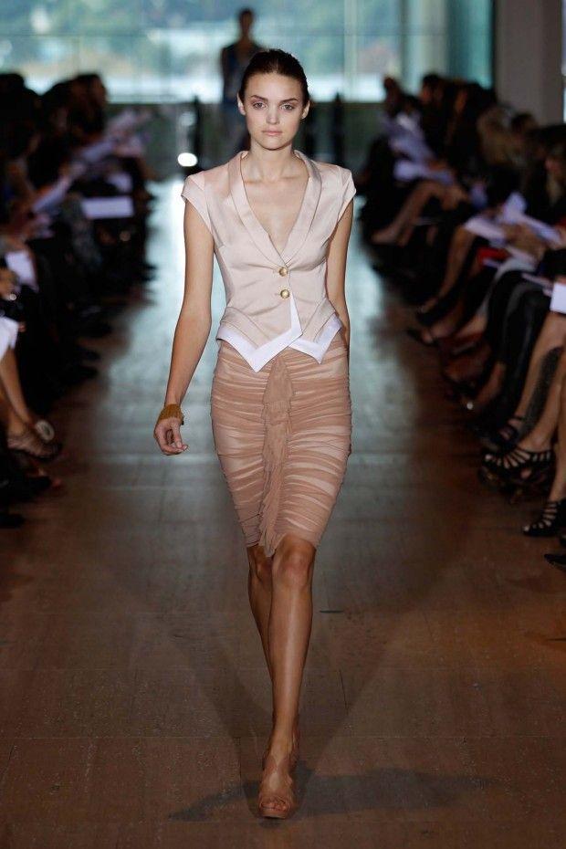 Lisa Ho.  Australian fashion designer  #Australian #fashion #Design