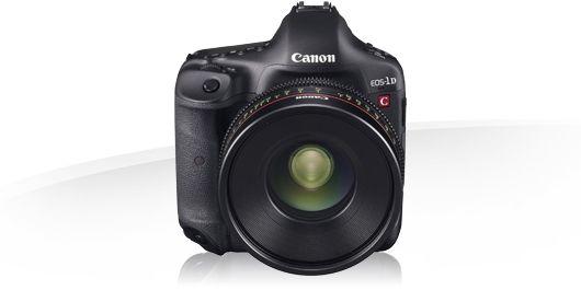 Canon EOS-1D C - Appareils photo numériques Reflex et EOS M - Canon France