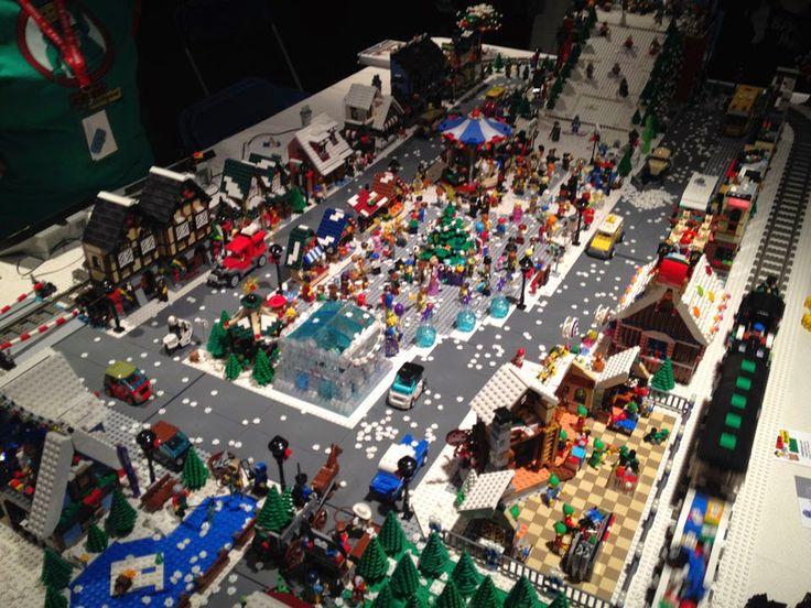 Lego Winter Village Landscaping Google Search Legos
