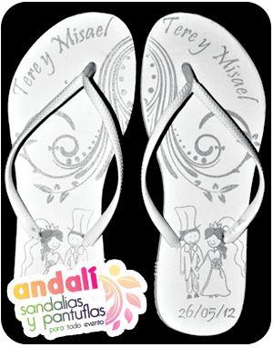 Andali Sandalias y Pantuflas