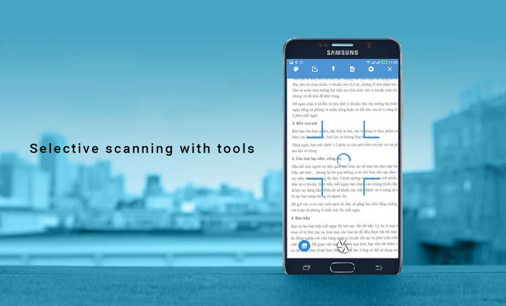 Open Note Scanner for text Images Document android App