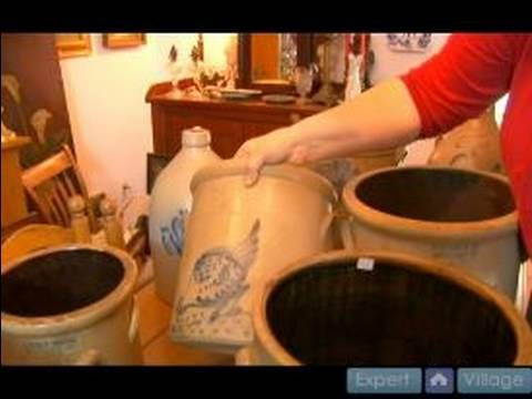 How To Identify An Antique Crock, And Which Crocks Are More Valuable - Dusty Old Thing