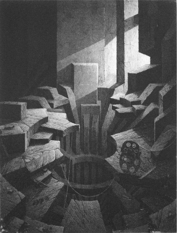 Gérard Trignac, né le 19 juin 1955 à Bordeaux, est un dessinateur, illustrateur, peintre et graveur français. (post 10) La mine
