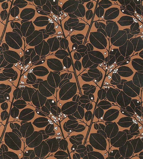 As estampas de Koloman Moser