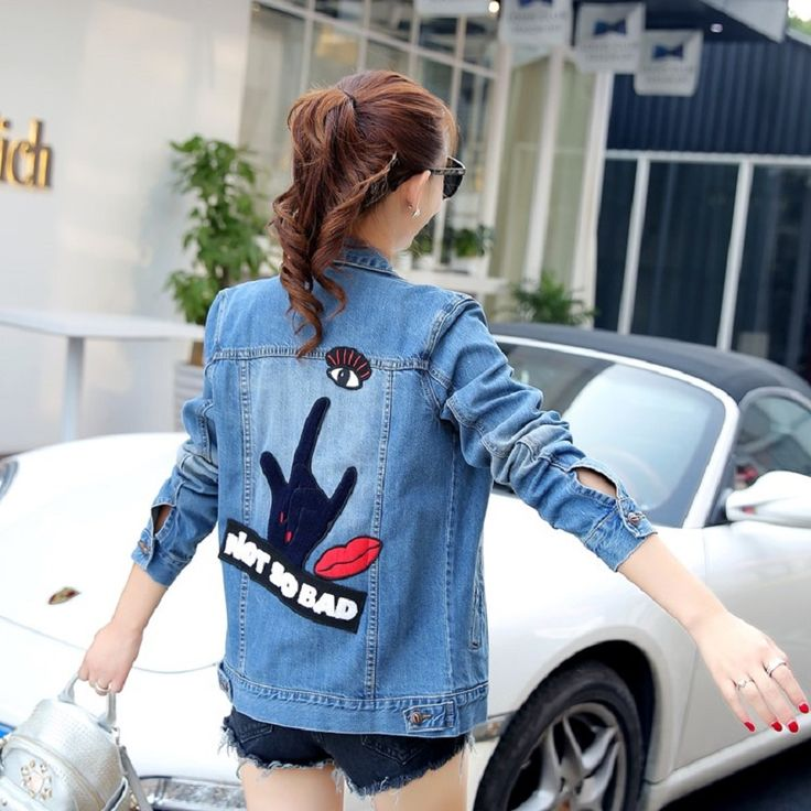 Find More Basic Jackets Information about Women jeans jacket 2015 new short slim coats,High Quality jean jacket denim,China jean jacket sale Suppliers, Cheap jean jacket for men from Owl Costume Store on Aliexpress.com