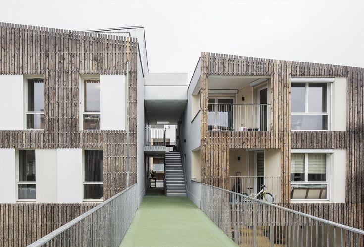 Gallery of Nanterre Co-Housing / MaO architectes + Tectône - 3