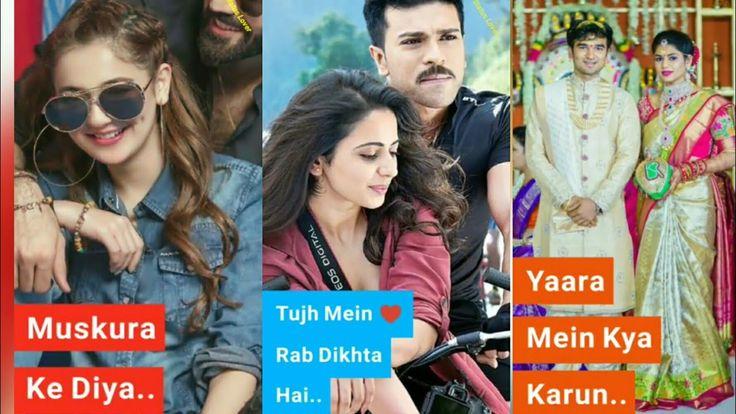 Full Screen StatusTujh Me Rab Dikhta Hai | Full Screen | WhatsApp Status Video D…