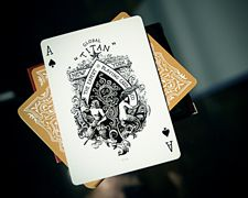 Limited Edition-Global Titans by The Expert Playing Card Company
