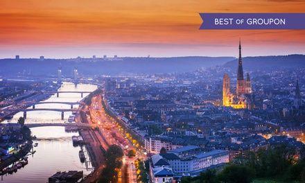 Près de Rouen : 1 à 3 nuits avec petit déjeuner buffet à l'Hôtel Au Château Blanc pour 2 personnes