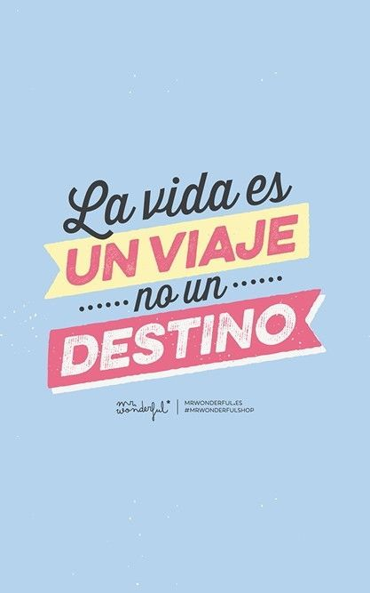 28 best quotes images on pinterest learning spanish spanish mr wonderful life descargable fandeluxe Choice Image