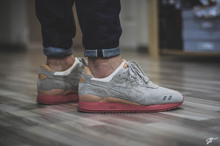 Packer Shoes x Asics Gel Lyte III 'Dirty Buck' (by... – Sweetsoles – Sneakers, kicks and trainers. On feet.