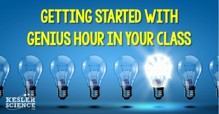 What is Genius Hour? Genius hour is a movement that allows students to explore their own passions and encourages creativity in the classroom. It provides students a choice in what they learn during a set…