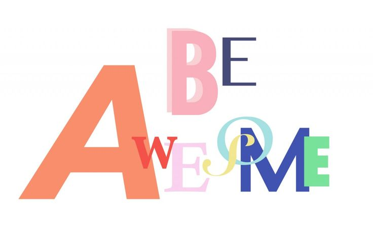 Be Awesome Download for Desktop or iPhone