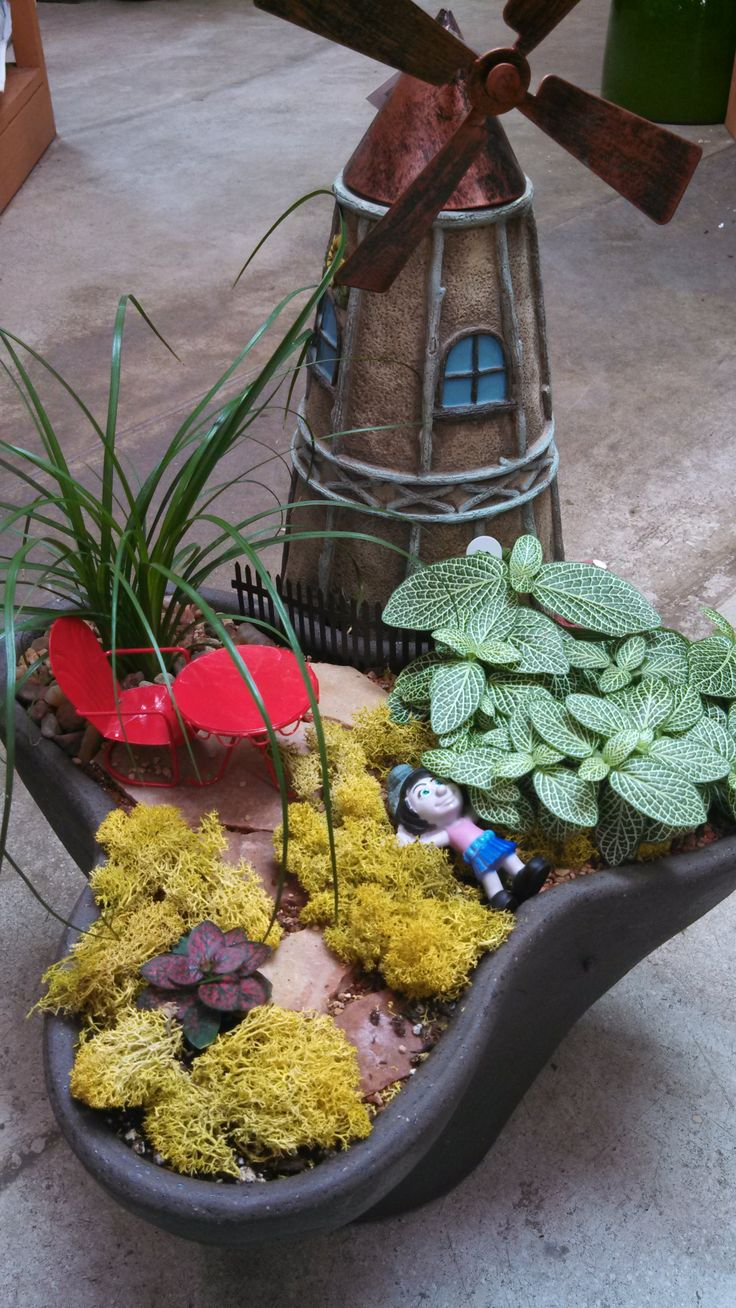 17 Best 1000 images about Miniature Gardening and Fairy Gardens on