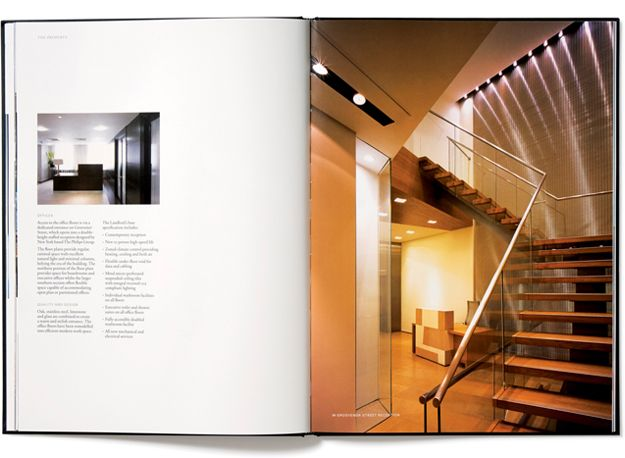 stablished property developer HDG wanted a luxury brochure to market a distinguished Mayfair property.