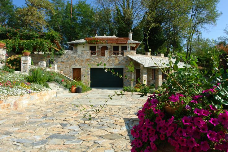 #Guesthouses II and III #local #greece #vacation #villa #paradise #summer  #christinaestate