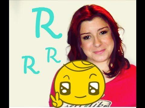 Corregir mala pronunciación de la R - YouTube