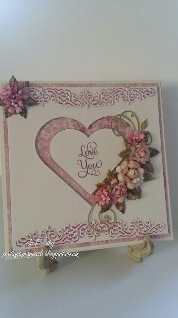 Pretty Paper Pearls: Love You