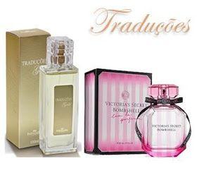 Traduções Gold 16 Tipo Floral Frutal - Bombshell                          O seu perfume predileto com 23% de concentração e performance....