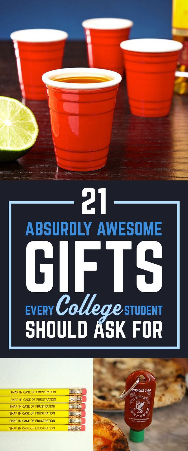 21 Absurdly Awesome Gifts Every College Student Should Ask For