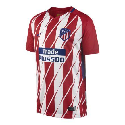 b1b357b81e5a5 Camiseta de niños 1ª equipación Atlético de Madrid 2017-2018 Breathe  Stadium Nike