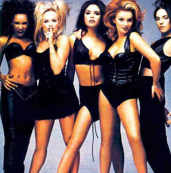 spice girls | kto pamieta Spice Girls ^^ kwintesencja kiczu lat 90-tych ale lezka ...