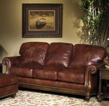 Shop For Bradington Young Sheffield Stationary Sofa And Other Living Room Sofas At Bostic Sugg Furniture In Greenville NC The