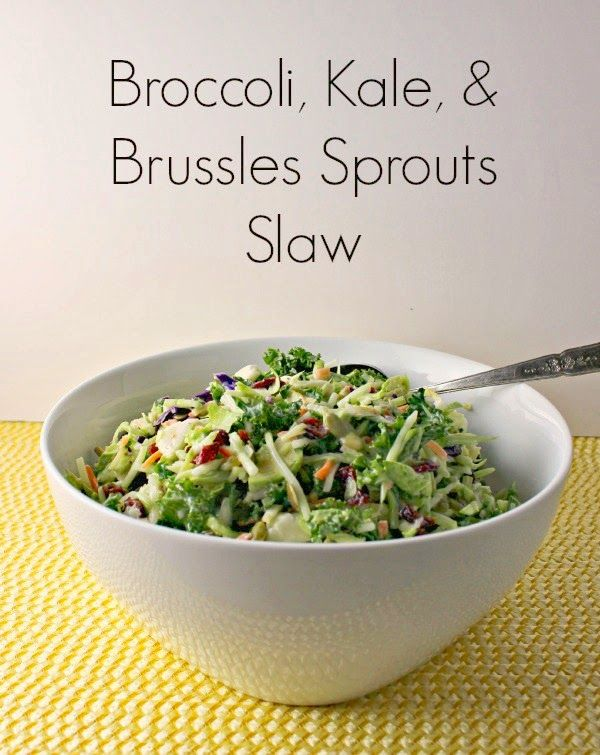 recipe: broccoli slaw salad paleo [39]
