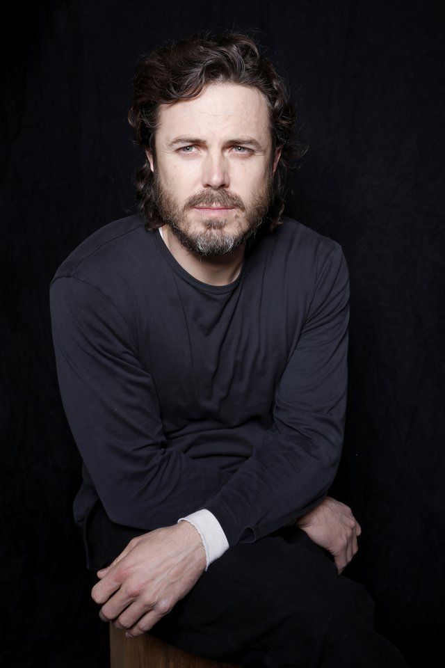"""Actor Casey Affleck poses for a portrait to promote the film, """"Manchester by the Sea"""", at the Toyota Mirai Music Lodge during the Sundance Film Festival on Sunday, Jan. 24, 2016 in Park City, Utah."""