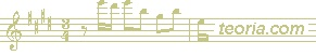 Interactive Music Theory. Teoria is a flash interactive site with interactive lessons and exercises. teoria.com is a web site dedicated to the study and practice of music theory.  This website is used by conservatories, universities and music schools in North, South America and Europe.