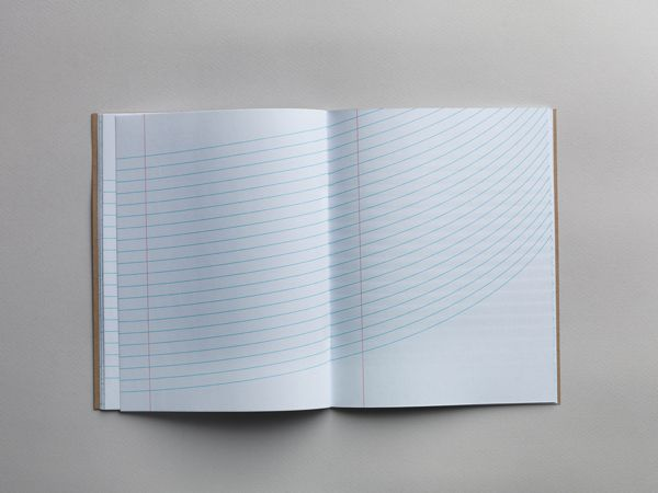 I want. The New Inspiration Pad. by Marc Thomasset, via Behance