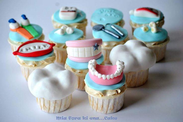 30 Sweet Dentistry Cupcakes