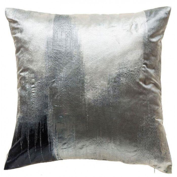Cloud9 Design Lapis Lapis05c Gy 14x20 Decorative Pillow Modern