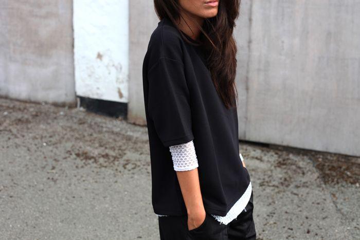 India Rose #NEB #noiretblancconcept #blackandwhite #fashion #style