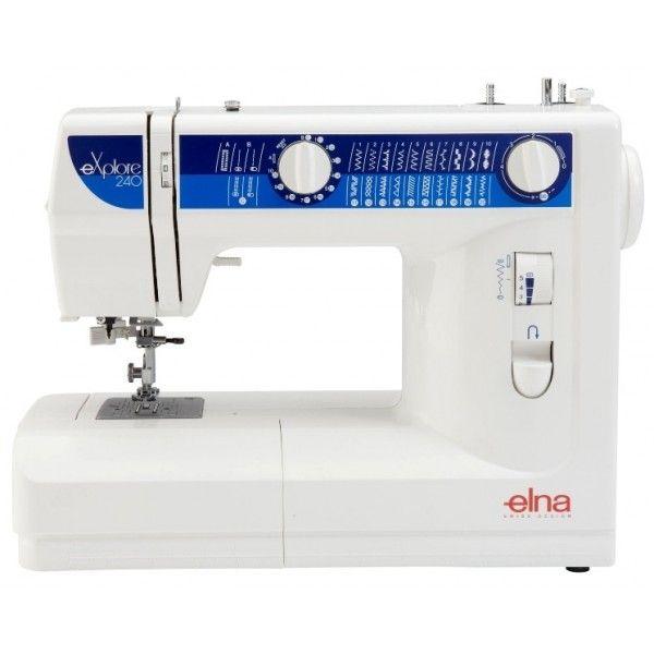 Maszyna do szycia ELNA 240 eXplore (Elna 2300)