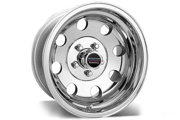 "American Racing Baja Wheels - Best Price on AR172 Baja Rims - Polished Aluminum Offroad Wheels - 15, 16 & 17"" Rims"
