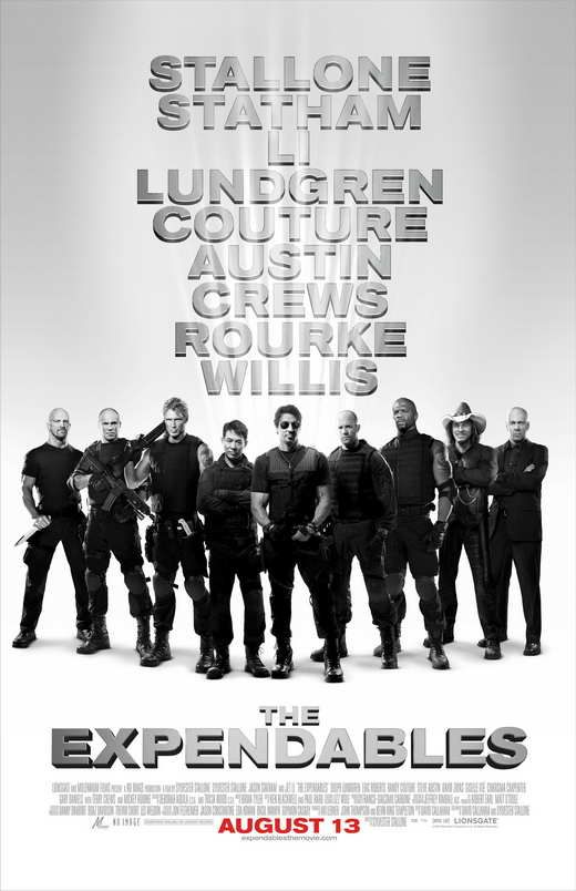 The Expendables Movie Posters From Movie Poster Shop