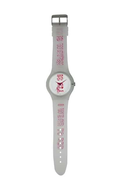Inspired from T-Shirts, this translucent round case, has an irreverent, tongue-in-cheek message, across the dial and strap.. Tees from Fastrack http://www.fastrack.in/product/9915pp12/?filter=yes=tees=19
