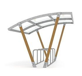 Make me cycle shelters - bespoke bike stands - cycle racks - bicycle shelters - kjj