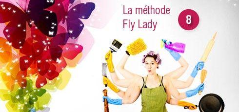 #Organisation #Flylady #OrganiZen Chapitre 8 : Gestion du temps avec le plan de base hebdomadaire.