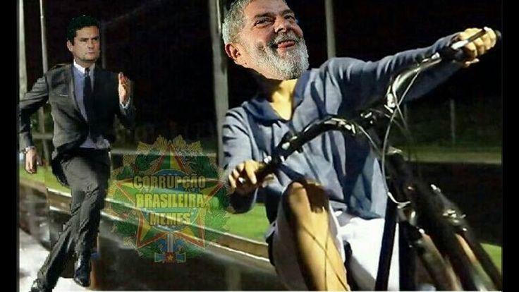 Lava Jato chegou aos tubarões, Sergio Cabral já foi, Lula Vai e o Temer ...