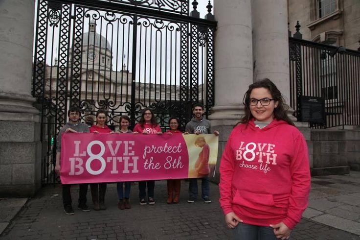 prolife, prolifecampaign, prolifeireland, loveboth, abortion, ireland, pro-woman.